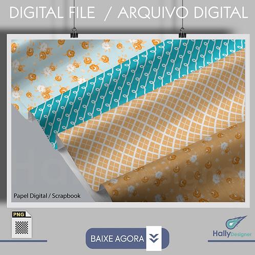 Papel Digital -  Luxo