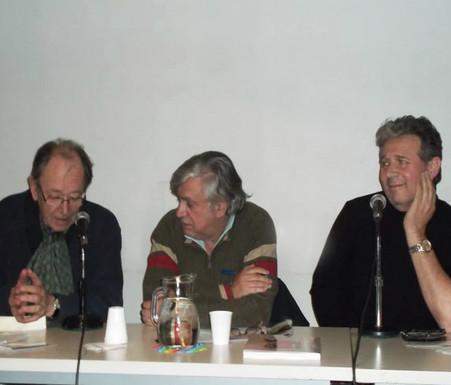 Marcelo Simón, Vicente Muleiro