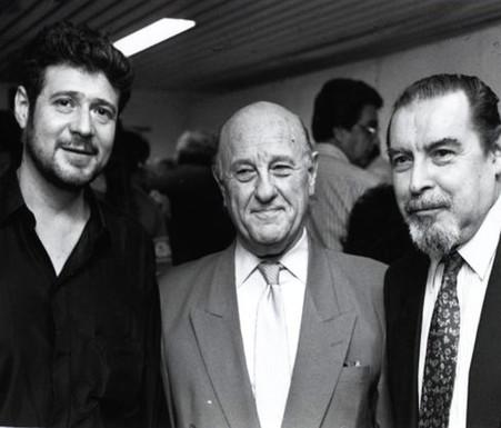 Virgilio Expósito y Esqueo Acuña