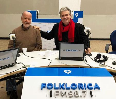 Entrevistando a Antonio Rodriguez Villar