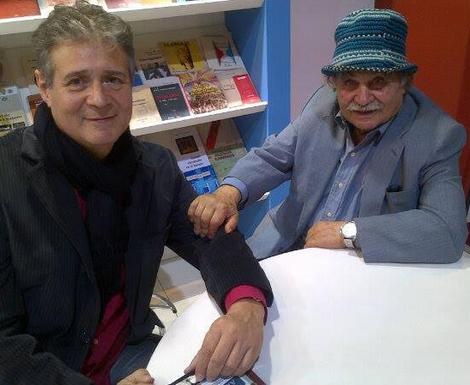 Alfredo Carlino - Feria del Libro, 2014.