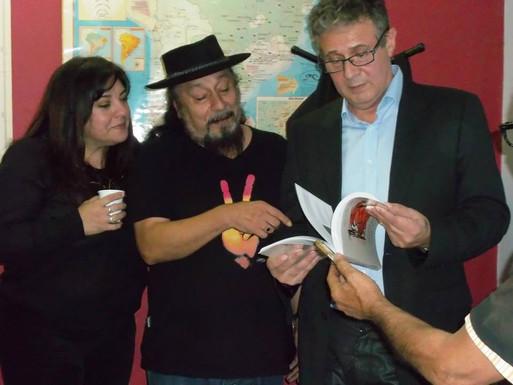 Coco Banegas y Silvia Bruno