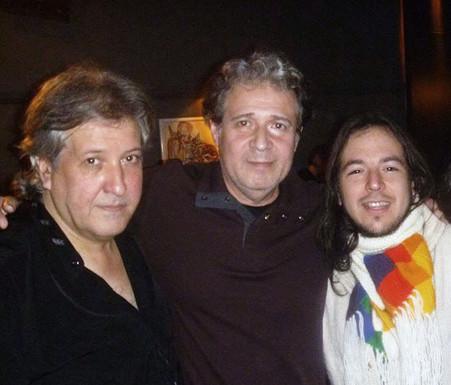 Bruno Arias y Jorge Giuliano