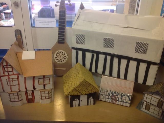 A Tudor Homework Project