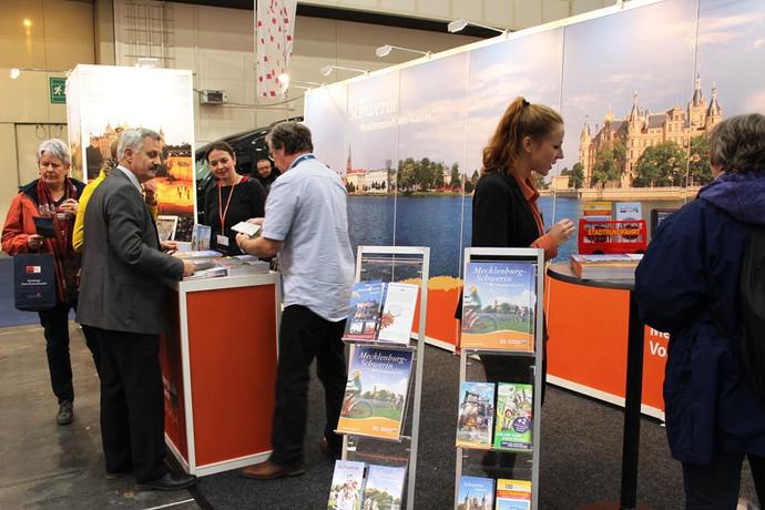 Gute Bilanz für neue Messekooperation - Vier Partner aus Wirtschaft, Tourismus und Verwaltung werben