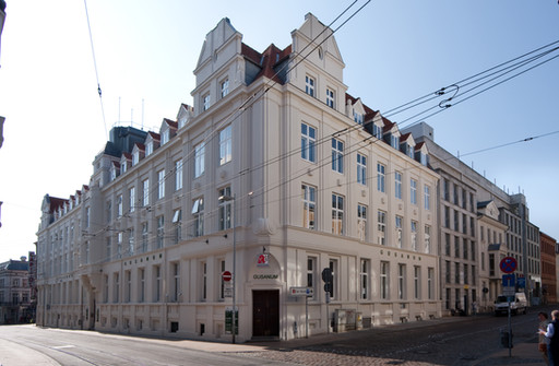 Ärztehaus GUSANUM   Wismarsche Str. 132-134, Schwerin