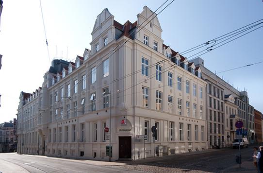 Ärztehaus GUSANUM | Wismarsche Str. 132-134, Schwerin
