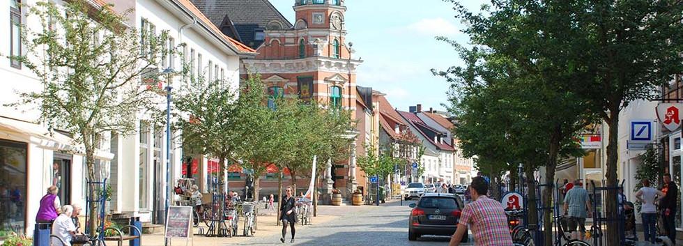 Parchim Kaiserliches Postamt