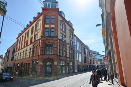 Martinstraße 1, 1a