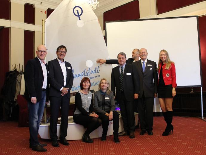 Lebenshauptstadt Schwerin - gemeinsam aus Überzeugung