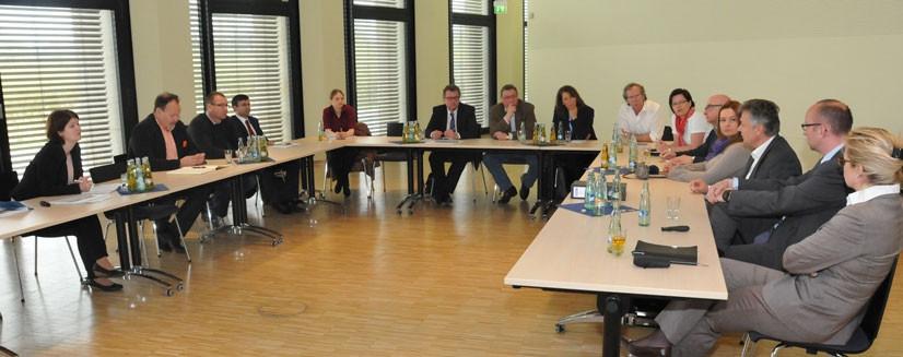 Gründungsversammlung der PMI im März 2014