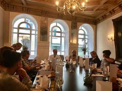 Stammtisch Weinhaus Uhle