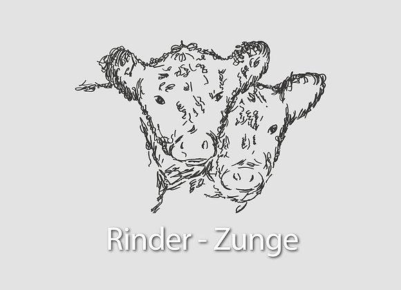 Rinder - Zunge