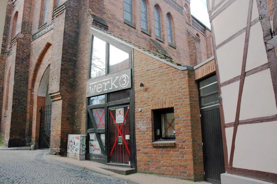 Wohn- und Geschäftshaus | Friedrichstr. 11, Schwerin