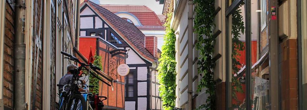 Schwerin Enge Straße