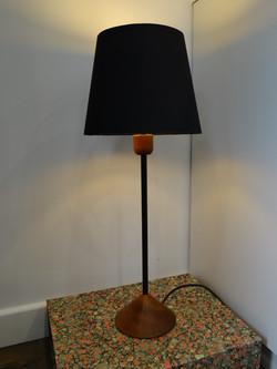 A vintage lamp revived