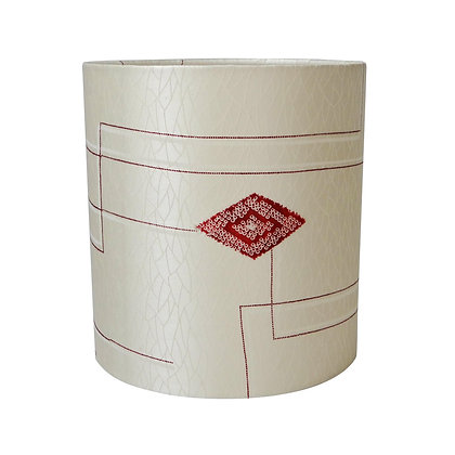 Diamond vintage lampshade