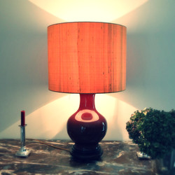 Bespoke lampshade commission