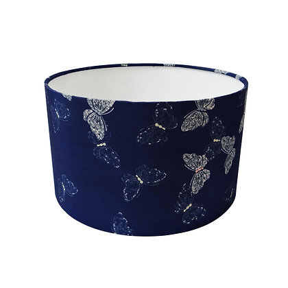 Butterfly vintage lampshade