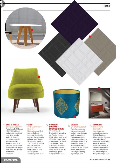 FX magazine - April 2014