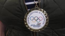 site champion medal