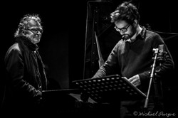 Joachim KUHN + Emile PARISIEN