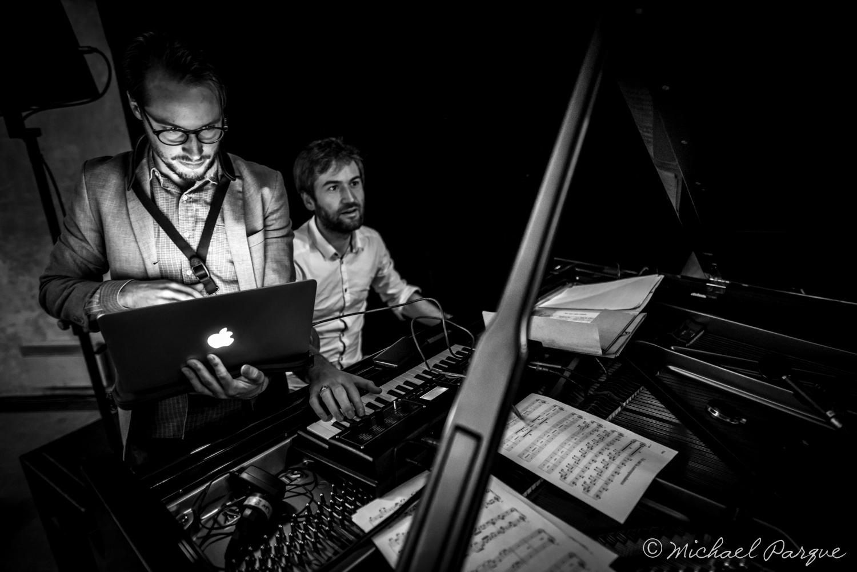 Quentin BIARDEAU + Roberto NEGRO