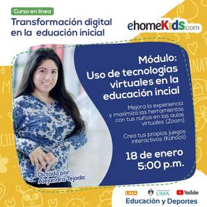 Uso de tecnología virtuales en la educación inicial (1)