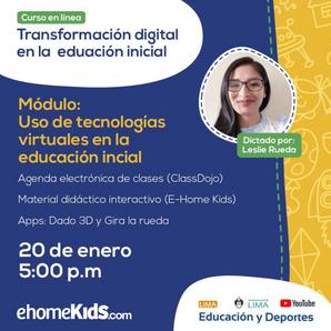 Uso de tecnología virtuales en la educación inicial (2)
