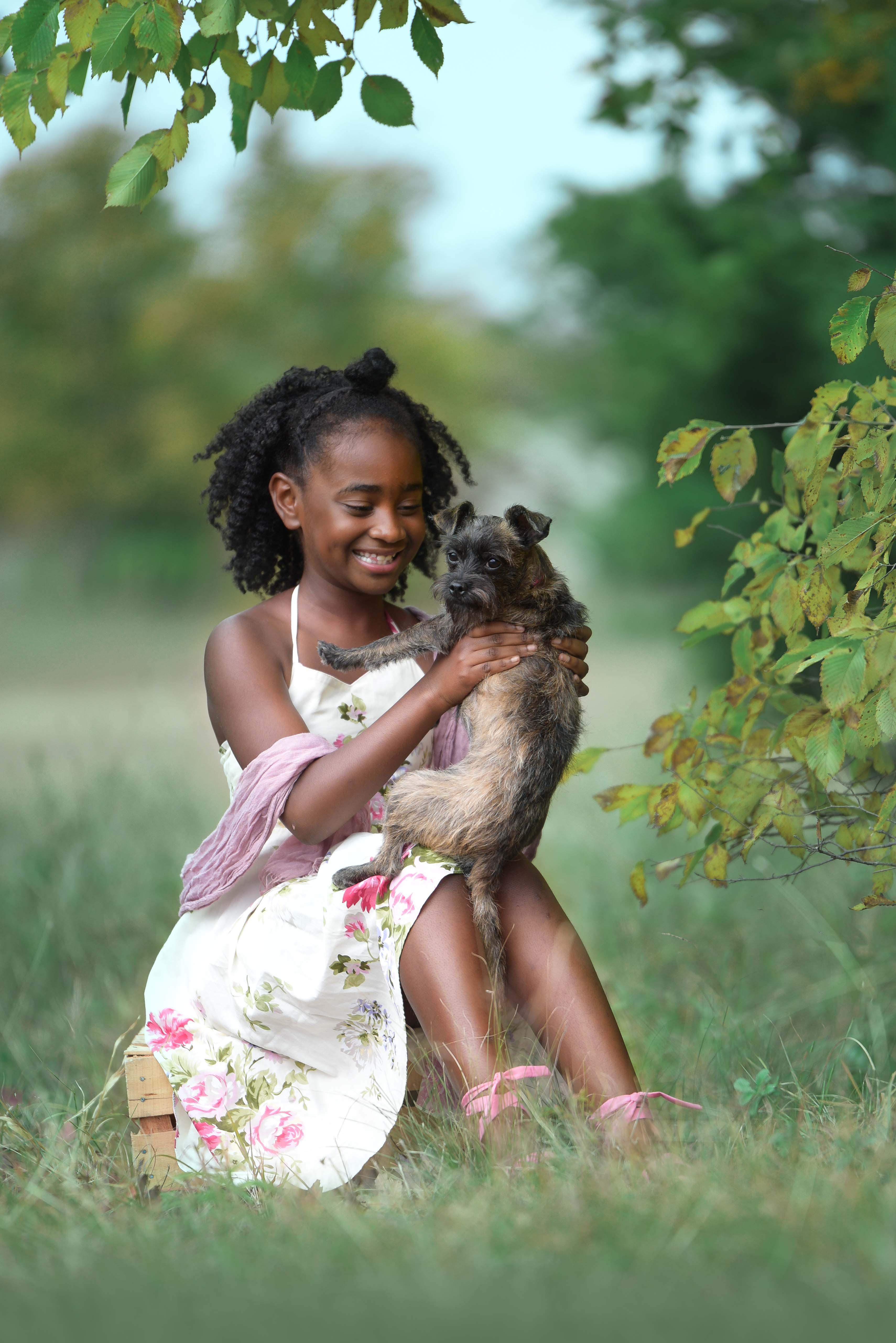 Kids and their Pets photos
