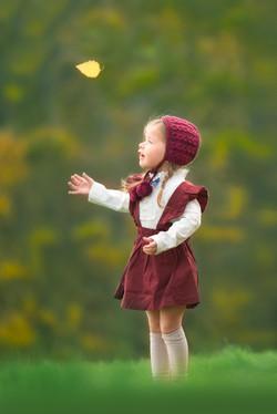 Magical Kids Portrait
