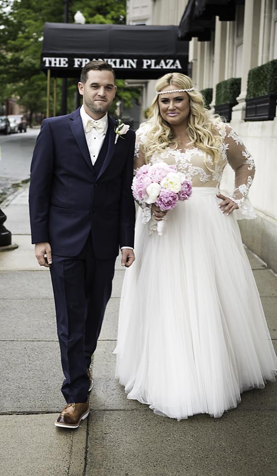 Franklin Plaza wedding