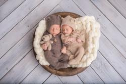 Twins Photography Newborn