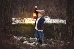 storytelling child photography