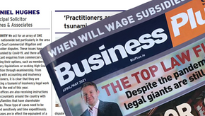 Business Plus - The Top Law Firms of 2021