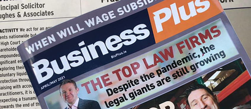 Business Plus - The Top Law Firms