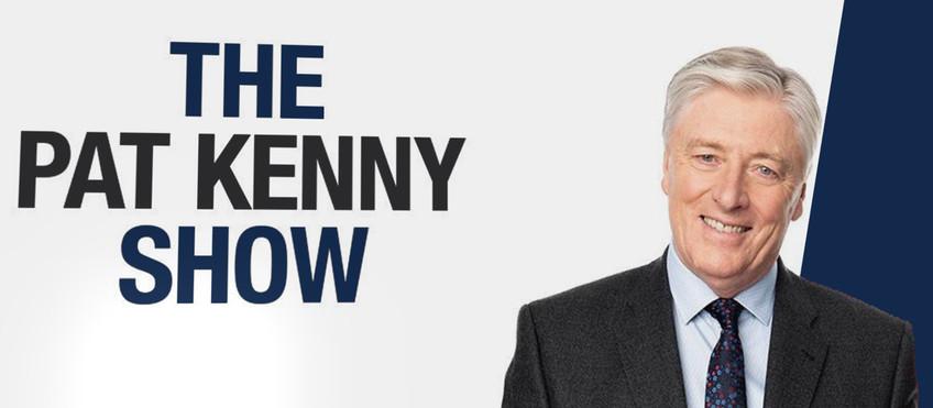 Daniel Hughes & Pat Kenny on Newstalk