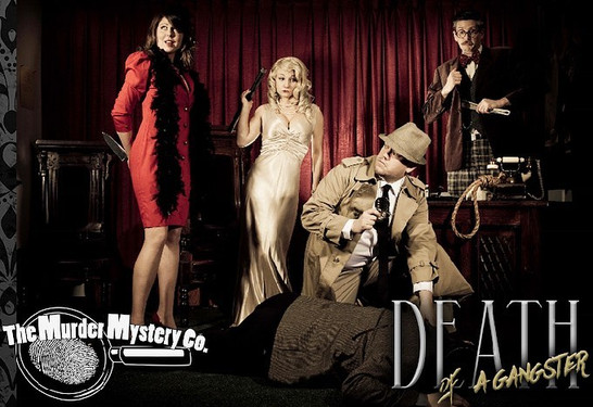 Murder Mystery Show at Ampia