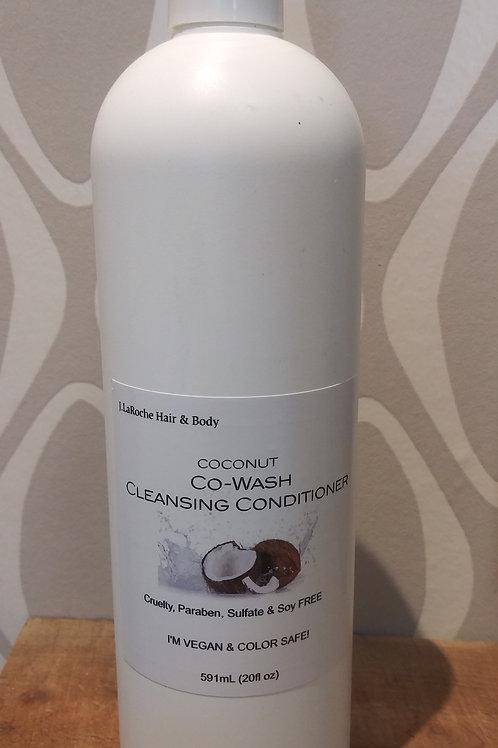 Caribbean Coconut Cleansing Conditioner