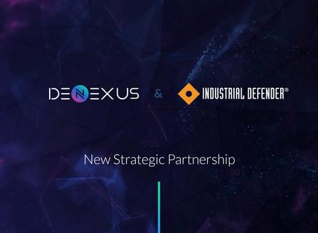 DeNexus and Industrial Defender announce Strategic Partnership