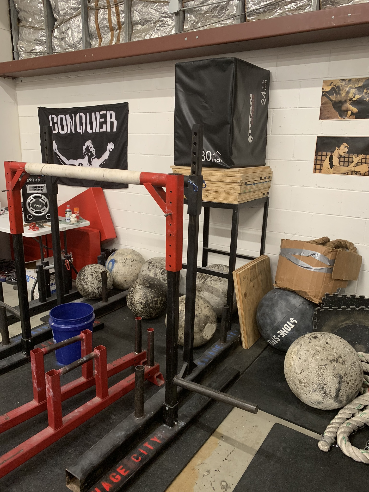 Strongman | New Jersey | Savage City Strength