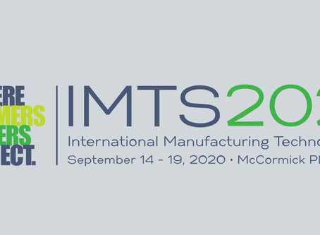 IMTS | 14.–19.9.2020 | McCormick Place Chicago | Stand HOLTS Precision Inc.