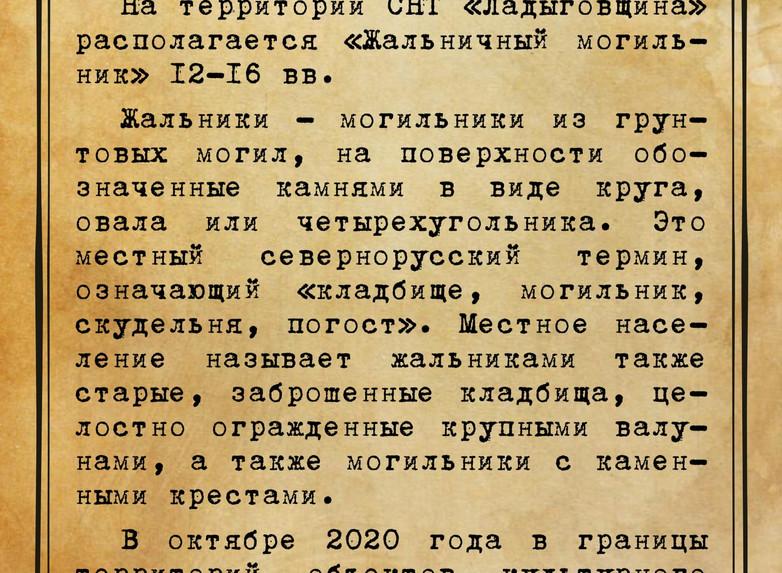 "Участник №7 СНТ ""Ладыговщина"""