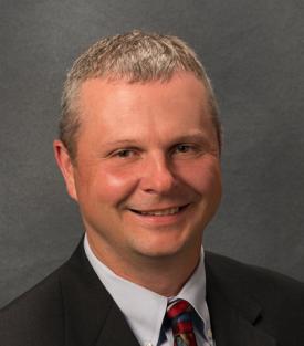 Treasurer Todd Hagedorn