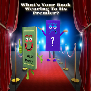 WHAT'S YOUR BOOK WEARING TO ITS PREMIER?