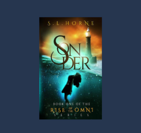 Interview with New Fantasy Author - S.L. Horne