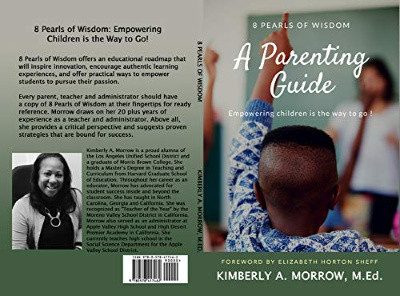 Interview with Non-Fiction Author, Kimberly A. Morrow, M. Ed.