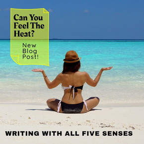 WRITING WITH ALL FIVE SENSES