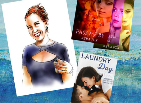Getting Intimate With Author Kyra Fox