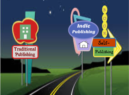 What's The Right Publishing Path For You? (Part 1 of a 4 part series)